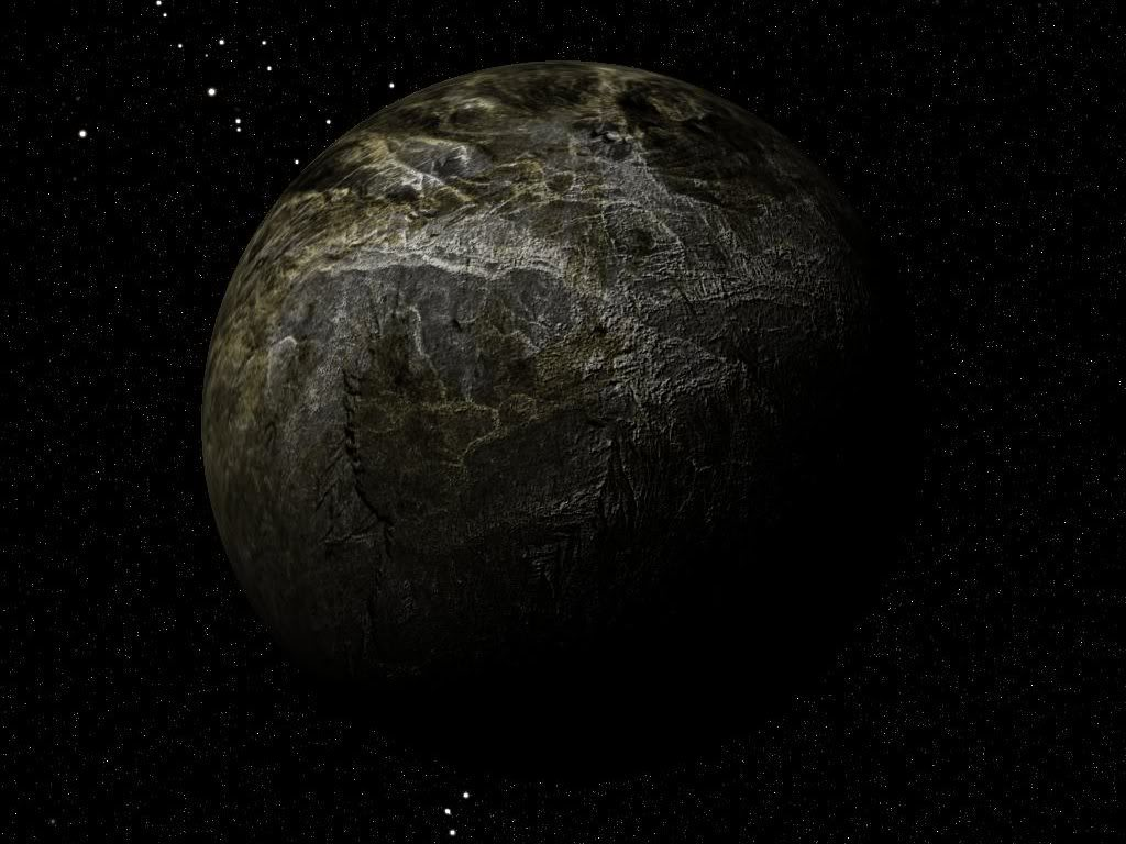 space planets without - photo #38